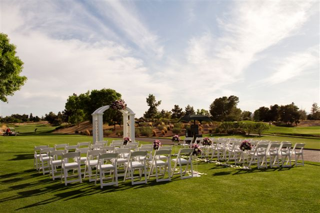 Photo of Wedding on Course